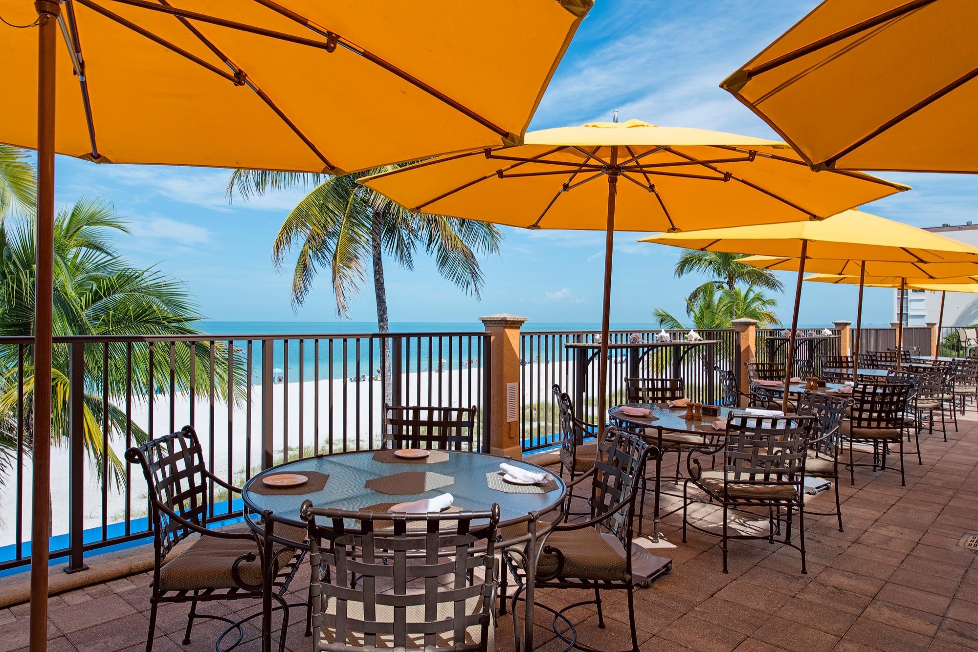 Beach Club el Fresco Dining